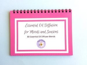 Essential Oil Diffusion for Moods & Seasons Booklet