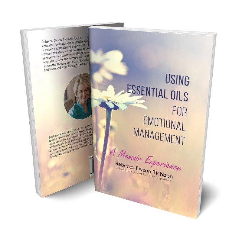 Using essential oils for emotional management