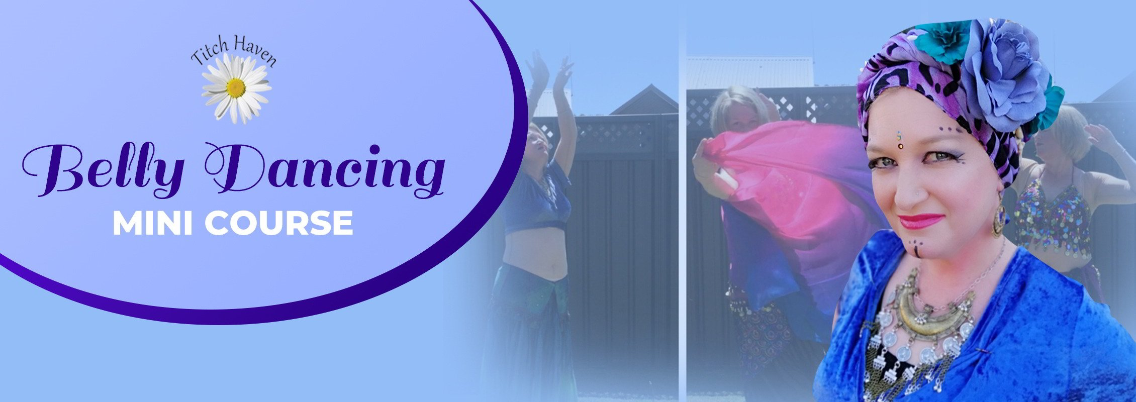 You are currently viewing Belly Dance – Mini Course